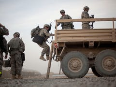 Pentagon's failure to monitor truck contract caused costs to double