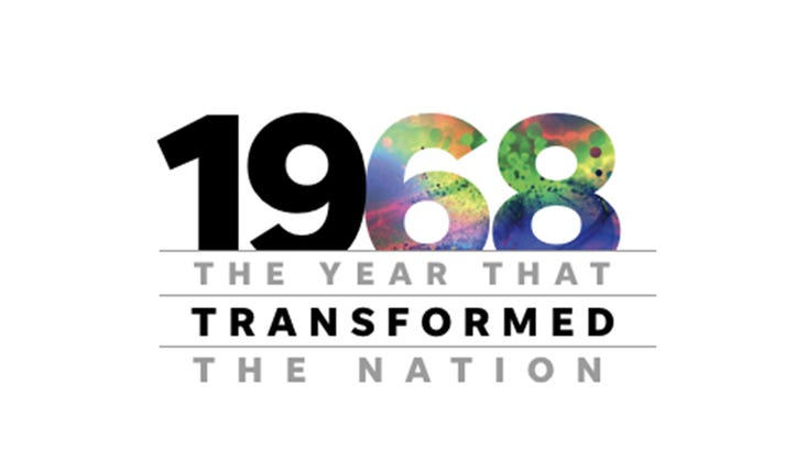 1968: Yearlong project captures the moments that transformed the nation