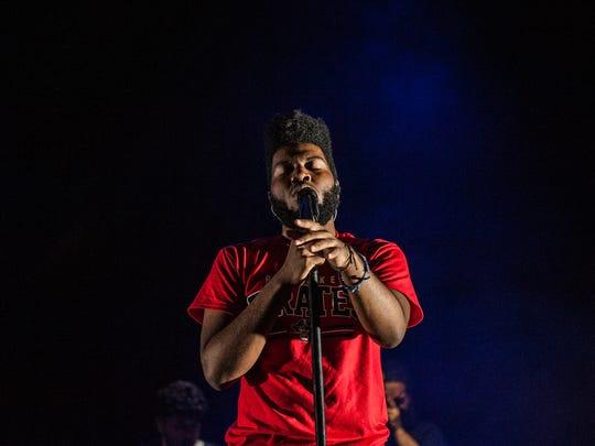Rising R&B singer Khalid headlines the Rave's Eagles
