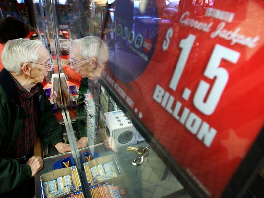 AP POWERBALL JACKPOT A USA TN