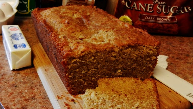 1700's 'keeping cake will stay good for a week in cooler weather.