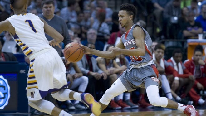 Former Bosse High point guard Erik Bell will transfer from Manchester University to Kentucky Wesleyan College.