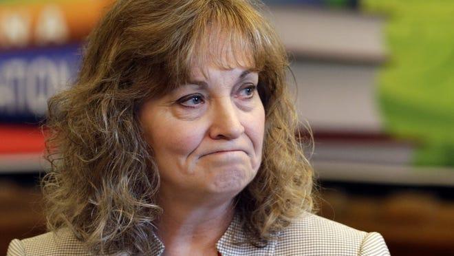 Superintendent of Public Instruction Glenda Ritz