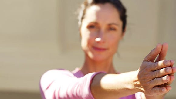 Study shows exercise reverses skin aging