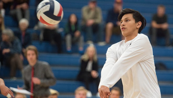 Boys volleyball could soon be added as a CHSAA sport. Poudre hosted a club team this season made up of players from Poudre and Rocky Mountain.