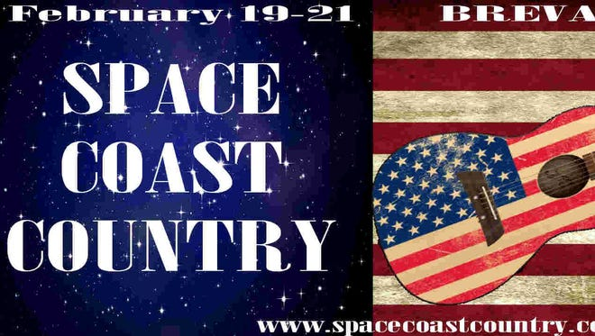 Space Coast Country will be put on by same people that do 80's in the Park.