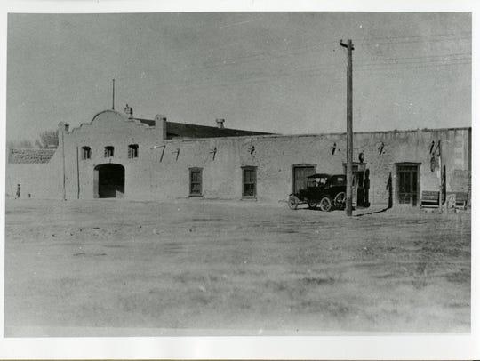 Fountain Theater, circa 1920s.