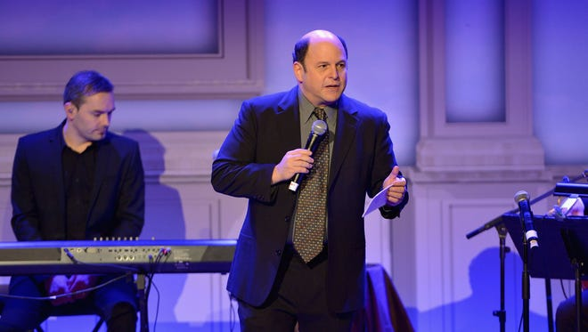 Jason Alexander will perform at the Eastman Theatre on Oct. 17