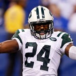 Jets CB Darrelle Revis has struggled recently and is now dealing with a concussion.