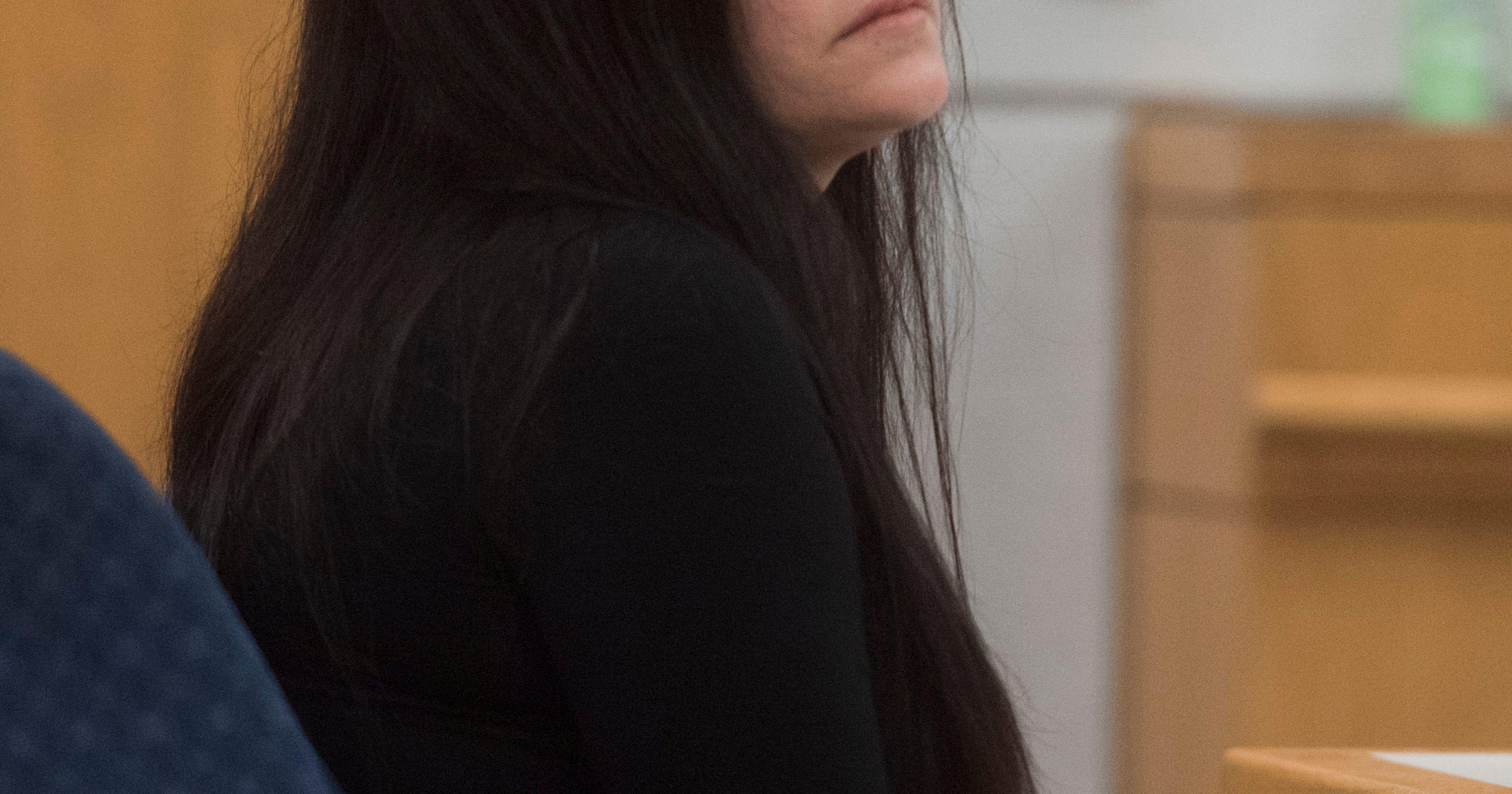 Ashley McArthur found guilty of fraud racketeering, has bond