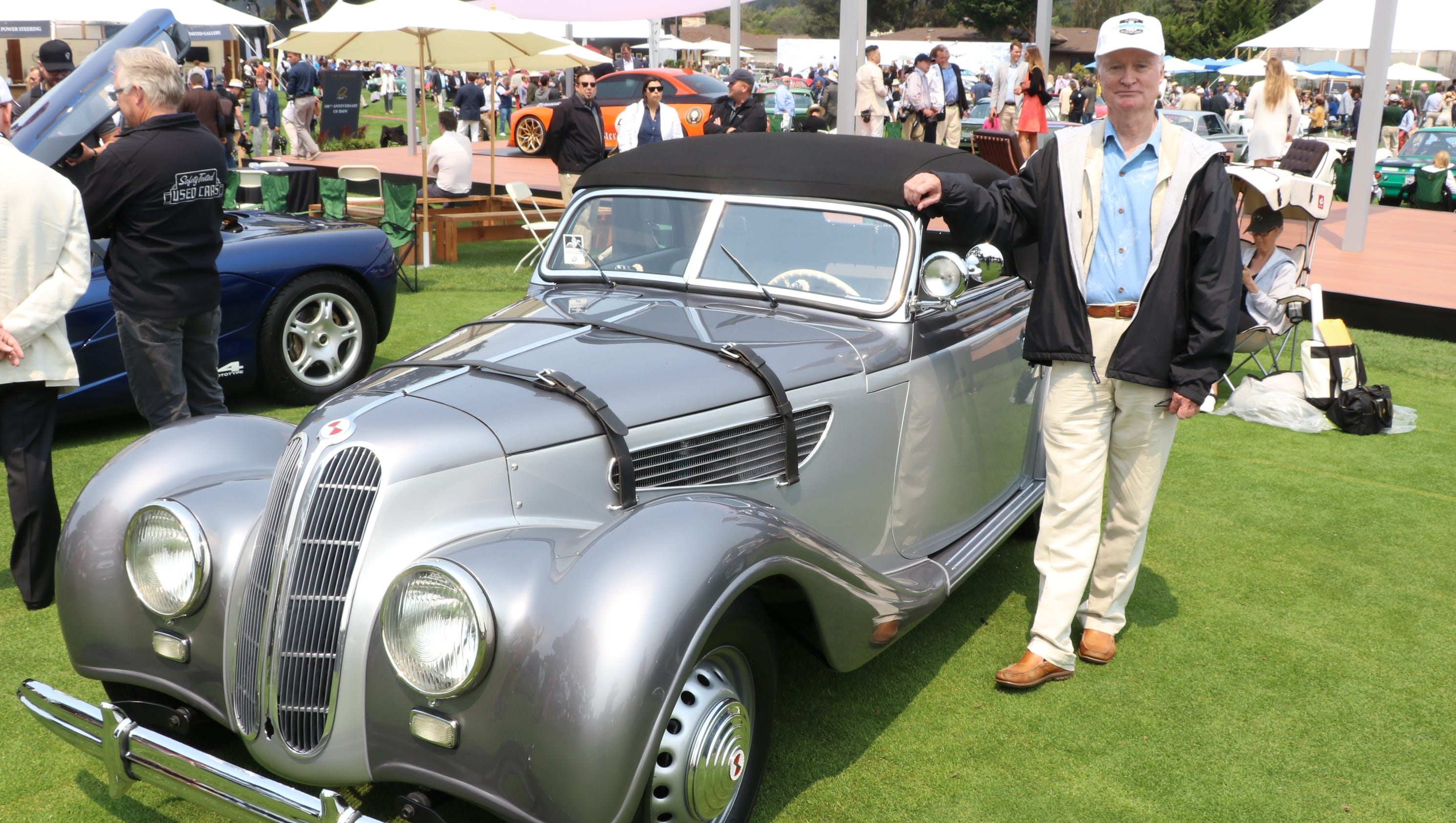Just Cool Cars: 1954 EMW is an Iron Curtain BMW