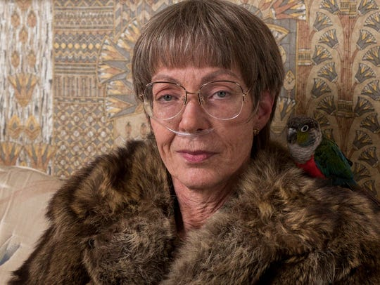 "Supporting Actress nominee: Allison Janney, ""I, Tonya"""