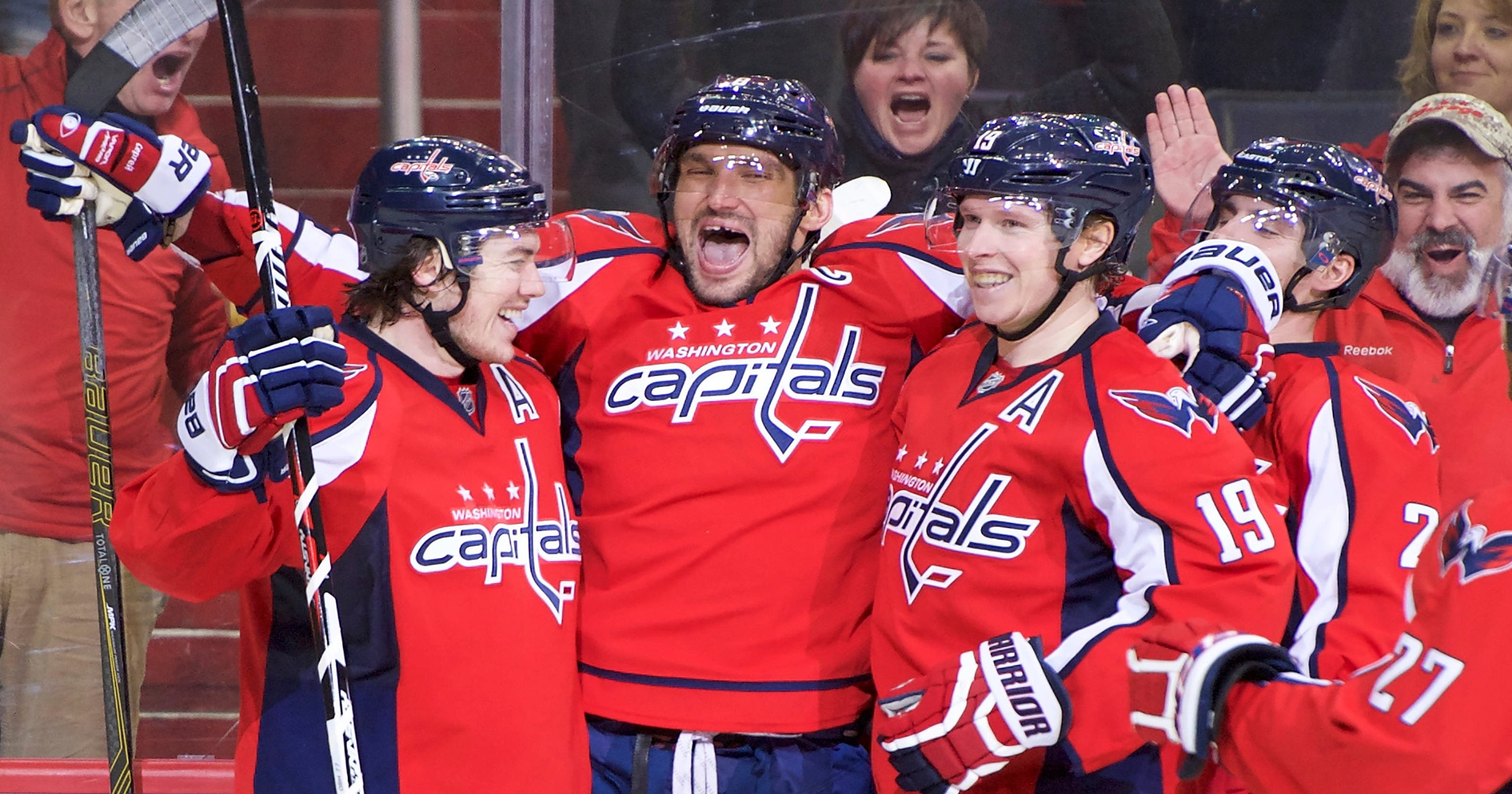 88fcd7c81 Capitals  improvements to be seen in playoffs