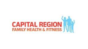 Capital Region Family Health & Fitness logo.