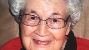 Mildred C. Serwold, 101