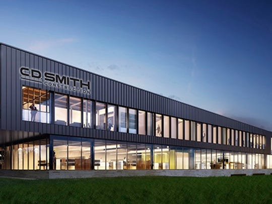 The 50,000-square-foot headquarters will allow for