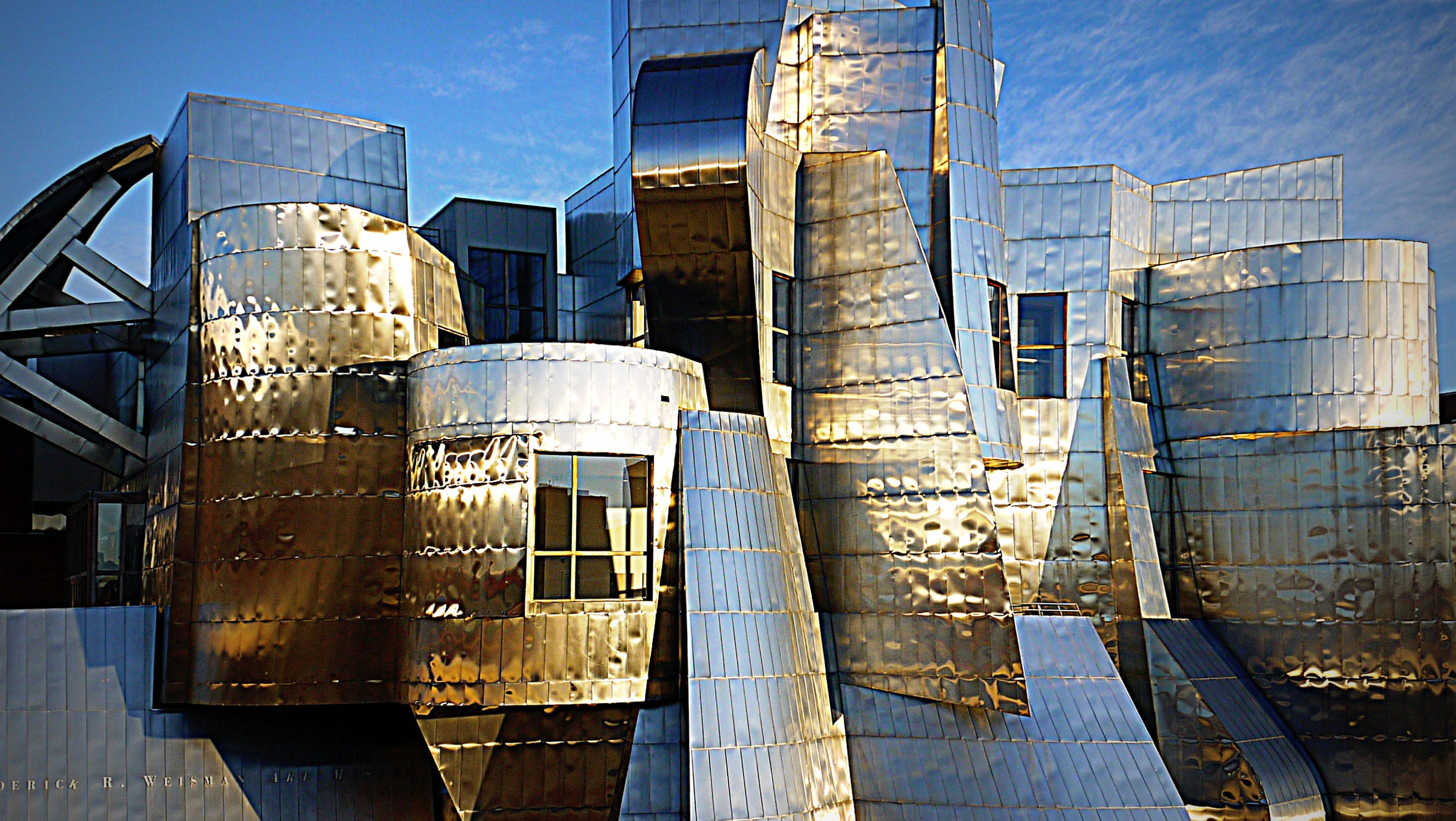Amazing Frank Gehry Buildings Around The World
