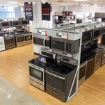 J.C. Penney adds appliances to five Iowa stores