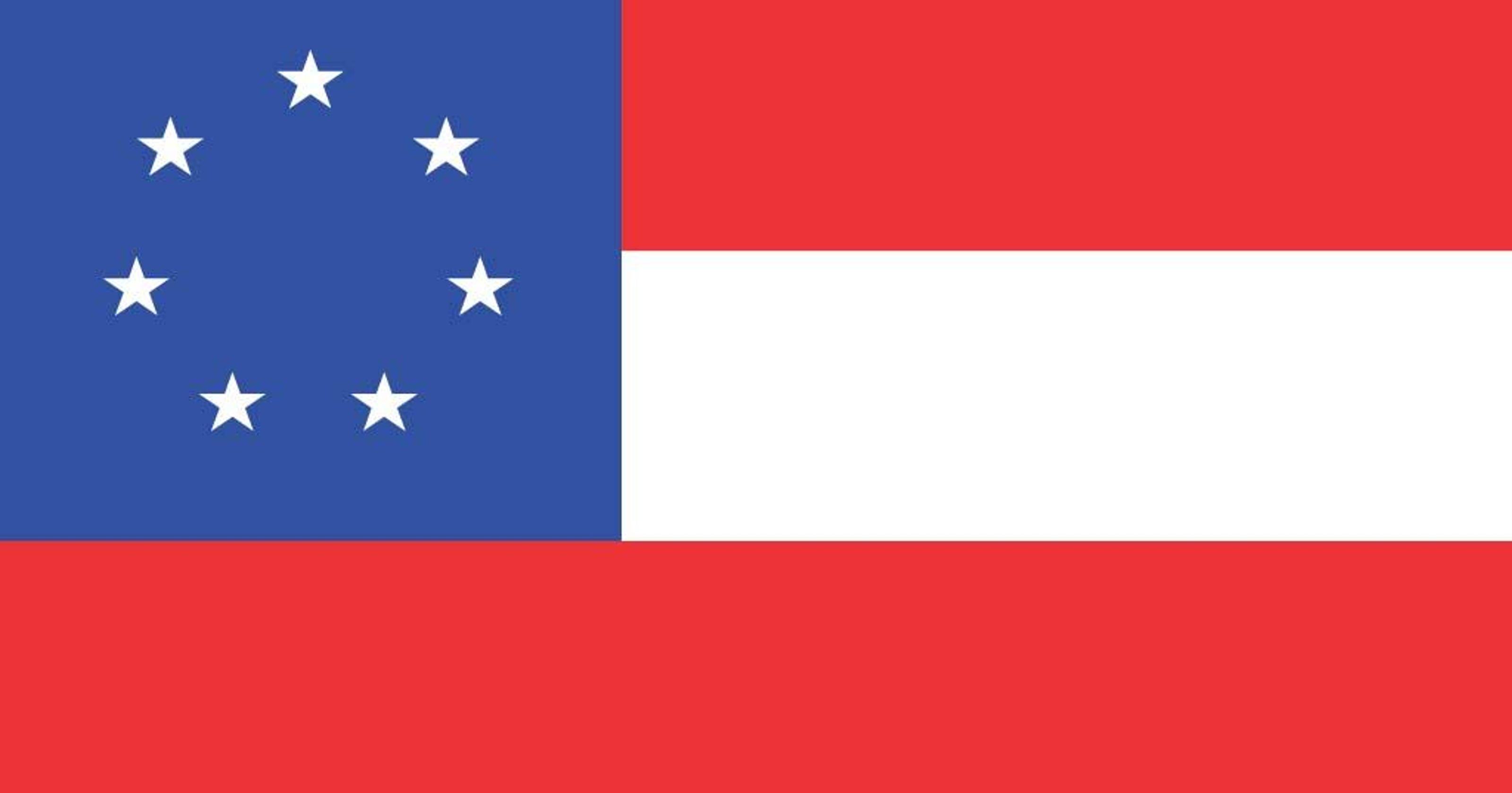 Stars, bars, magnolias: Miss., Confederate flag history
