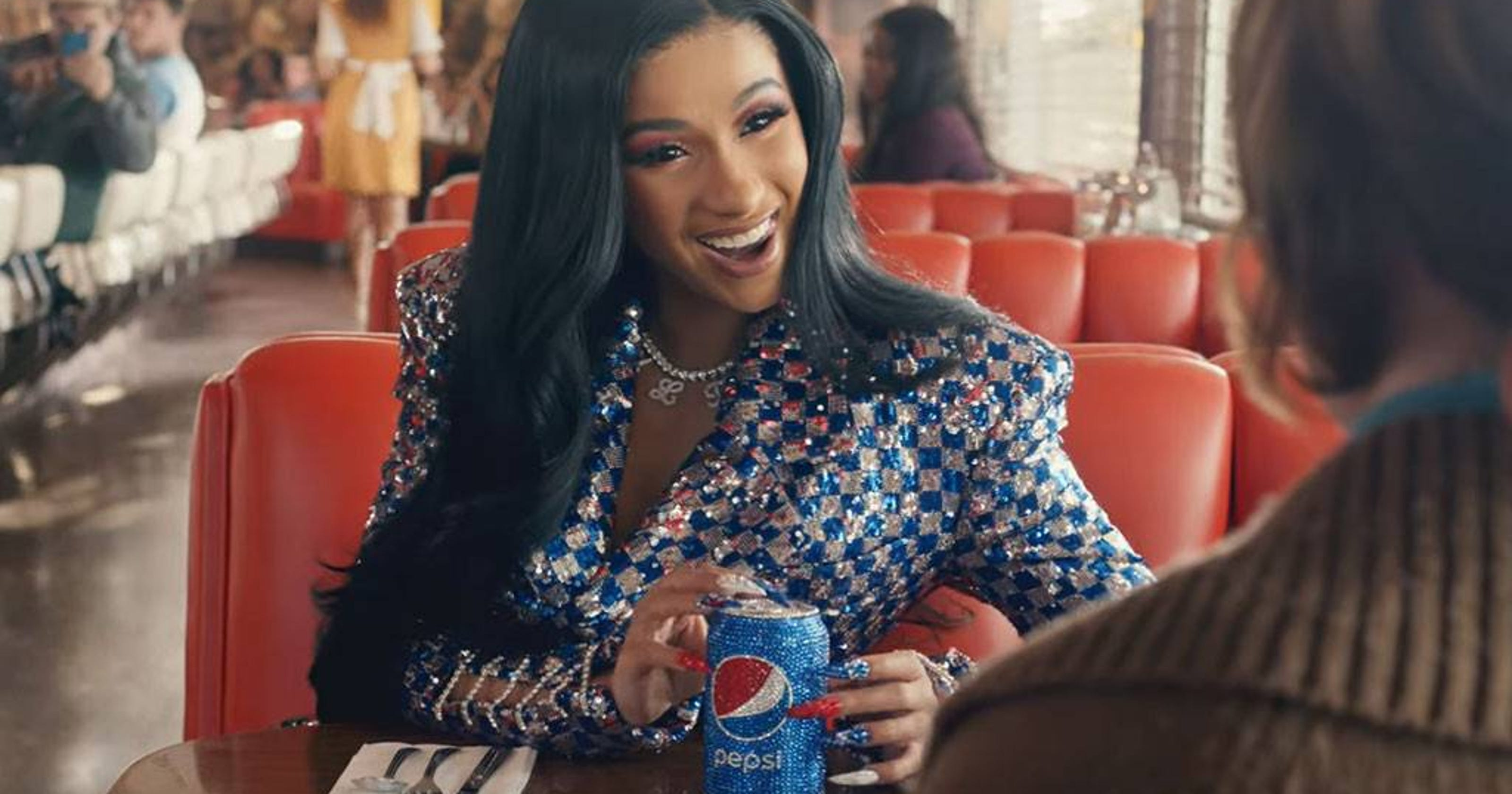 Patriots vs  Rams isn't the only Super Bowl contest  Pepsi