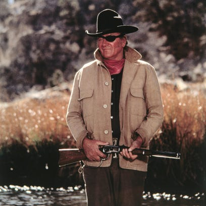 "John Wayne won his only Oscar for 1969's ""True Grit."""