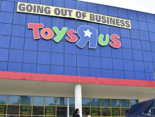 Toys R Us Store Leases Up For Auction In Four Nj Locations