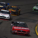 Chris Buescher roared to the last NASCAR Xfinity Series race win at Iowa Speedway in May, the fifth in the past nine tries at Newton for Roush Fenway.