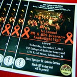HIV/AIDS Awareness Vigil