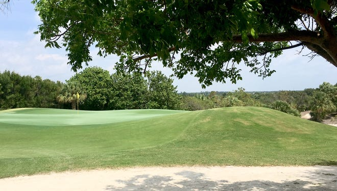 Jupiter Hills Club, in southern Martin County, was recently ranked the sixth-best course in Florida by Golf Digest.
