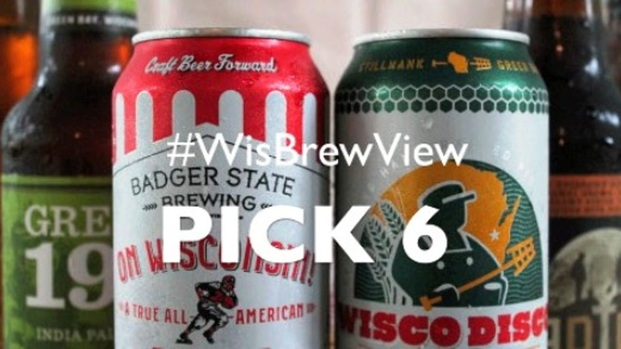 A #WisBrewView Pick of beers Packers fans will need to bring with them to the Vikings game because you can't buy them in the Land of 0 Lombardi Trophies.