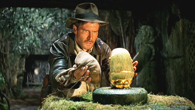 """""""Raiders of the Lost Ark"""" celebrates its 40th anniversary with a re-release to theaters."""