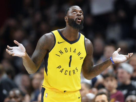 Lance Stephenson: Agrees to sign with Los Angeles Lakers.