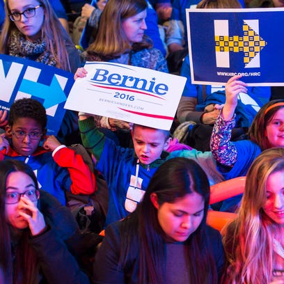Primary action heating up in New Hampshire