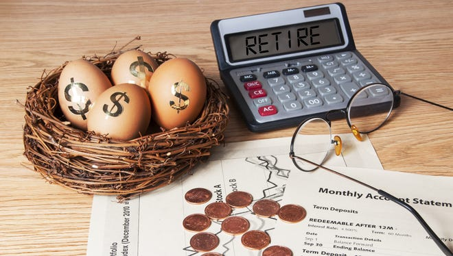Creating an income plan is the first step in preparing for retirement.