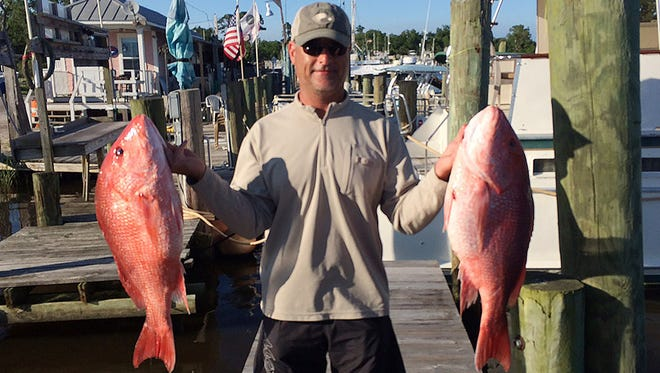 Mississippi anglers will get to fish for red snapper in state waters this fall.