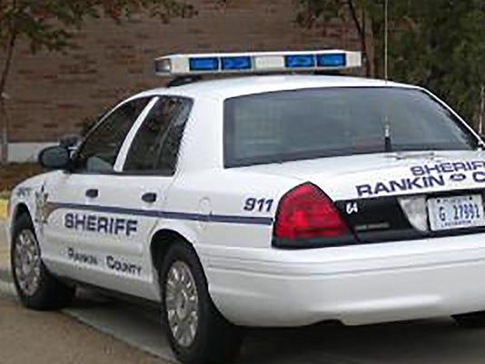 Rankin Co. sheriff car