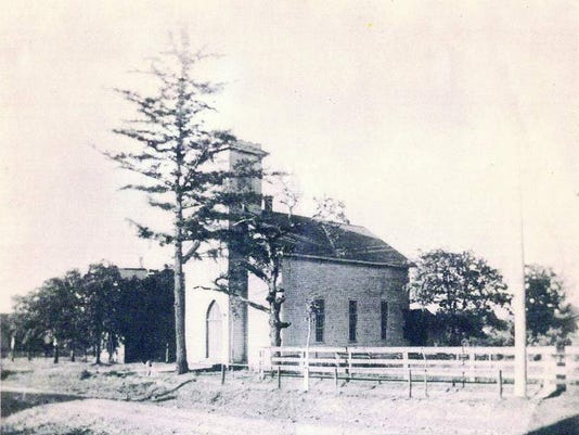 Leslie Memorial Methodist Episcopal Church