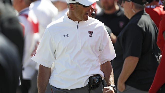 Texas Tech coach Matt Wells starts his second season in charge of the Red Raiders when they host Houston Baptist at 7 p.m. Saturday at Jones AT&T Stadium.