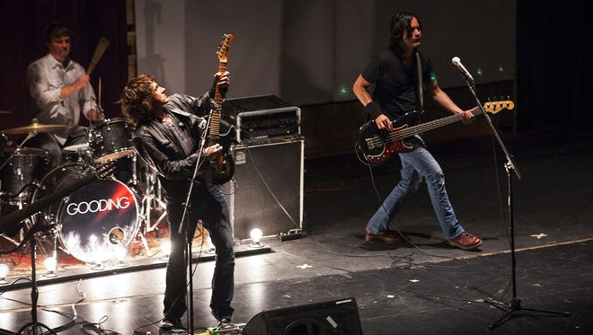 Rock band GOODING will visit Nashville to talk financial literacy with students.