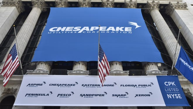 Chesapeake Utilities Corp.'s executives will speak at the Seaport Global Transports & Industrials Conference.
