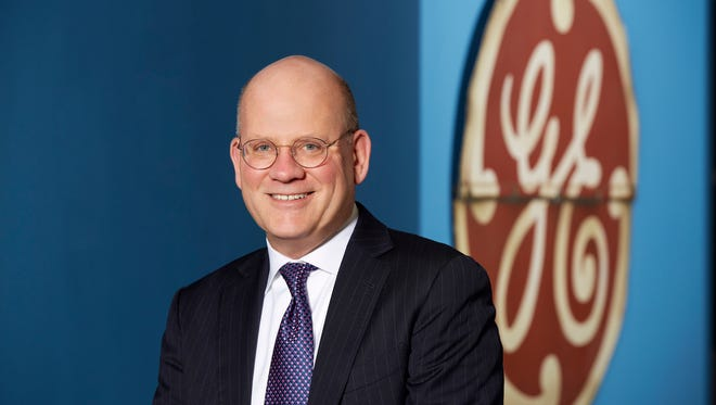 John Flannery will become CEO of GE on Aug. 1, 2017, replacing Jeff Immelt.