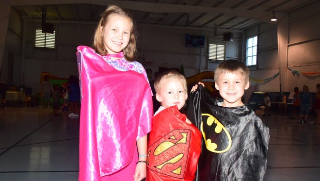 Let your child find their inner superhero at the Super Duper Celebration, 5-7 p.m., Wednesday, June 20, at Whataburger, 800 E. County Line Road, Ridgeland.