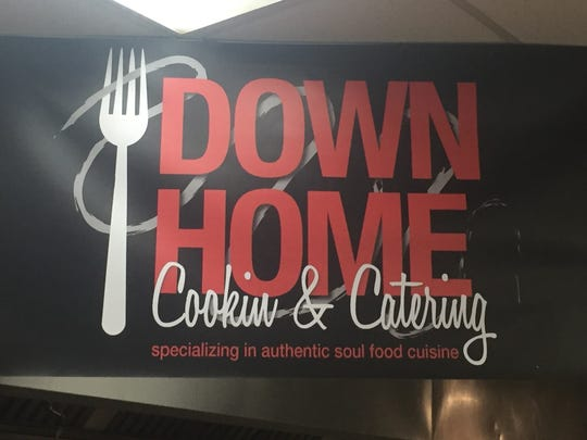 Down Home Cookin' and Catering just opened in Franklin
