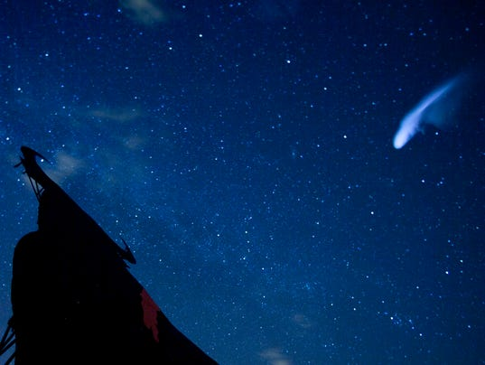 Here Comes The Perseid Meteor Shower
