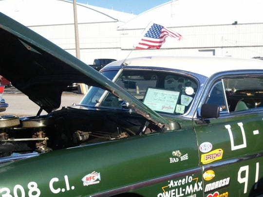 The Wings and Wheels drive-in at the Evansville Regional Airport is this Saturday.
