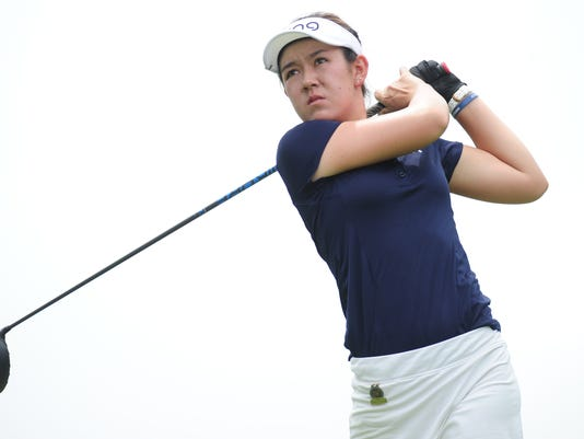 LPGA: U.S. Women's Open-First Round