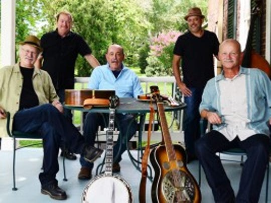 The Seldom Scene will play Saturday, April 21, at the Capitol Theatre.