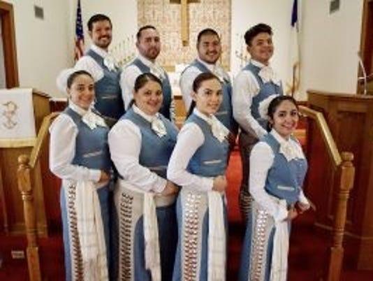 mariachi style gospel music