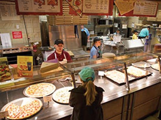 Wegman pizza and more