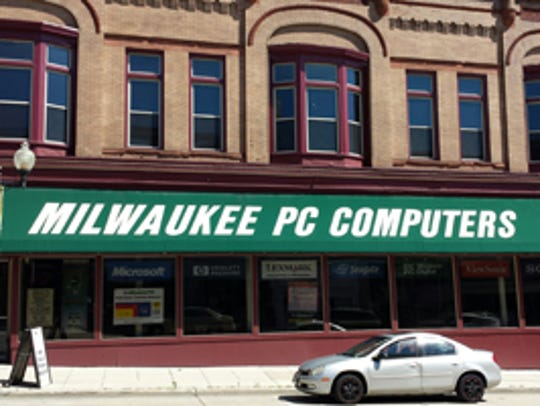 Milwaukee PC Computers in downtown Manitowoc is now